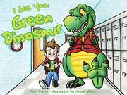 I SEE YOU, GREEN DINOSAUR by Kat Pigott