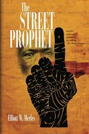 Book Cover for THE STREET PROPHET