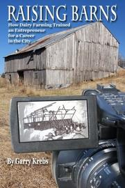 Cover art for RAISING BARNS