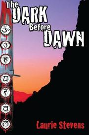 Cover art for THE DARK BEFORE DAWN