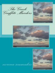 Book Cover for THE GREEK GRAFFITI MURDERS
