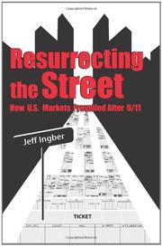 RESURRECTING THE STREET by Jeff Ingber