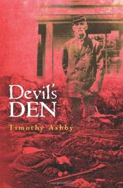 Cover art for DEVIL'S DEN
