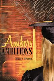 Book Cover for AMBER'S AMBITIONS
