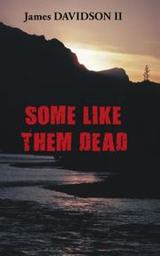 Cover art for SOME LIKE THEM DEAD