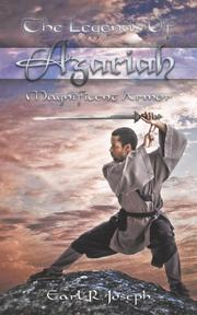 Cover art for THE LEGENDS OF AZARIAH