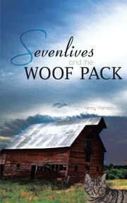 Book Cover for SEVENLIVES AND THE WOOF PACK