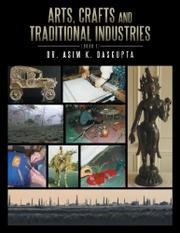 Book Cover for ARTS, CRAFTS AND TRADITIONAL INDUSTRIES