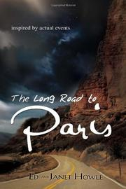 Book Cover for THE LONG ROAD TO PARIS