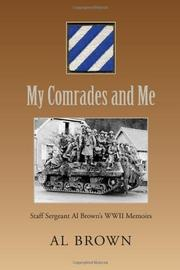 Book Cover for MY COMRADES AND ME