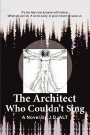Cover art for THE ARCHITECT WHO COULDN'T SING