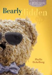 Book Cover for BEARLY HIDDEN