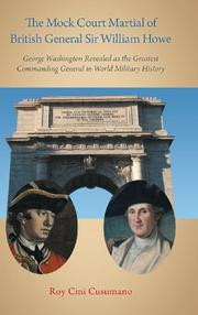 The Mock Court Martial of British General by Roy Cini Cusumano