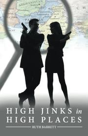 High Jinks in High Places by Ruth Barrett