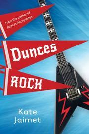 DUNCES ROCK by Kate Jaimet