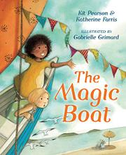 THE MAGIC BOAT by Kit Pearson