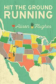 HIT THE GROUND RUNNING by Alison Hughes