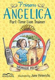 PART-TIME LION TRAINER by Monique Polak