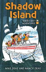 SHADOW ISLAND  by Nancy Deas