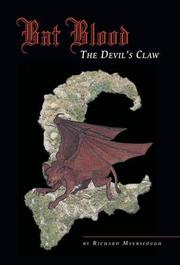 Bat Blood: The Devil's Claw by Richard Myerscough