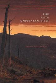 The Late Unpleasantness by Pamela Wielgus-Kwon