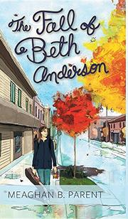 The Fall of Beth Anderson by Meaghan B. Parent
