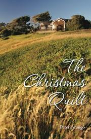 THE CHRISTMAS QUILT by Peter Arango