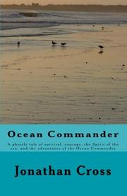 Book Cover for OCEAN COMMANDER