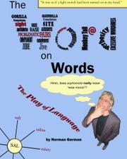 Cover art for THE WORD ON WORDS