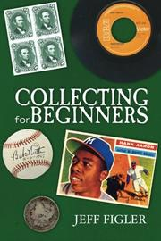Cover art for COLLECTING FOR BEGINNERS