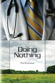 Book Cover for DOING NOTHING