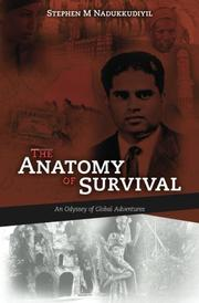 Book Cover for THE ANATOMY OF SURVIVAL