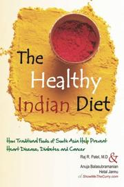 Book Cover for THE HEALTHY INDIAN DIET