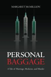 PERSONAL BAGGAGE by Margaret McMillion