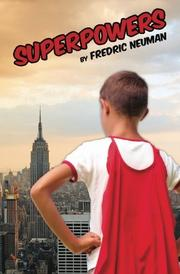Cover art for SUPERPOWERS