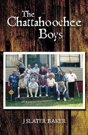 Cover art for THE CHATTAHOOCHEE BOYS