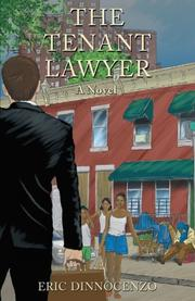 Book Cover for THE TENANT LAWYER