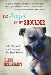 Book Cover for THE ANGEL ON MY SHOULDER