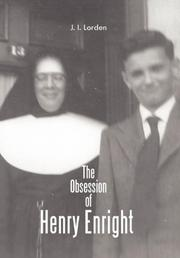 Book Cover for THE OBSESSION OF HENRY ENRIGHT