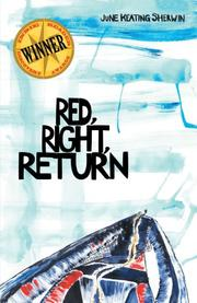 Book Cover for RED, RIGHT, RETURN