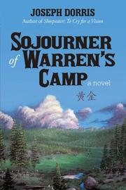 Book Cover for SOJOURNER OF WARREN'S CAMP
