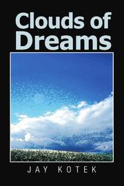 Book Cover for CLOUDS OF DREAMS