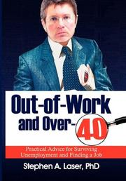 Cover art for OUT-OF-WORK AND OVER-40
