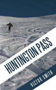 Cover art for HUNTINGTON PASS