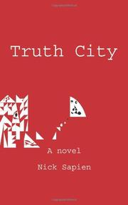 Cover art for TRUTH CITY