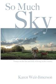 Cover art for SO MUCH SKY