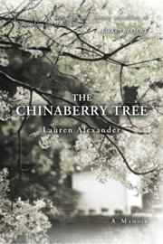 Book Cover for THE CHINABERRY TREE