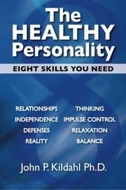 Book Cover for THE HEALTHY PERSONALITY