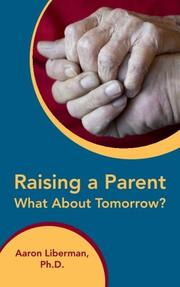 Book Cover for RAISING A PARENT