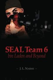 Cover art for SEAL TEAM 6
